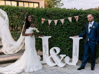 La boda de Josefa y Javier