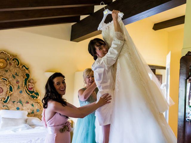 La boda de Ferran y Lucía en Olot, Girona 2