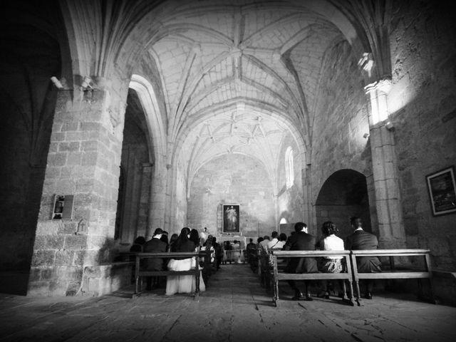 La boda de Lluís y Alba en Villalibado, Burgos 2