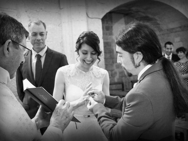 La boda de Lluís y Alba en Villalibado, Burgos 6