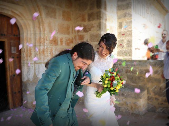 La boda de Lluís y Alba en Villalibado, Burgos 10