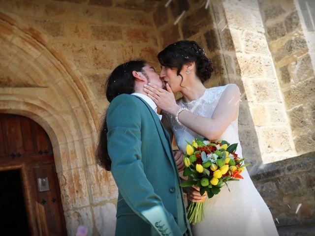La boda de Lluís y Alba en Villalibado, Burgos 11