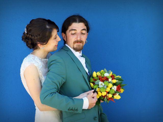 La boda de Lluís y Alba en Villalibado, Burgos 12