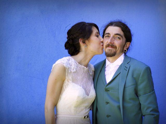 La boda de Lluís y Alba en Villalibado, Burgos 14