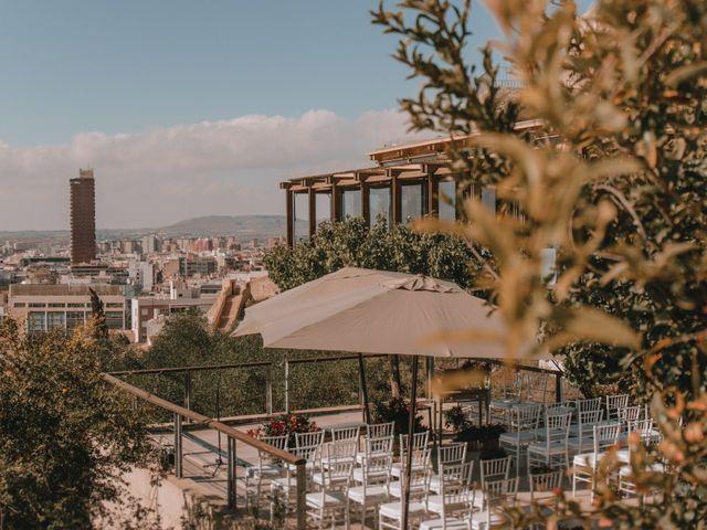 La boda de Brian y Mireia en Alacant/alicante, Alicante 1