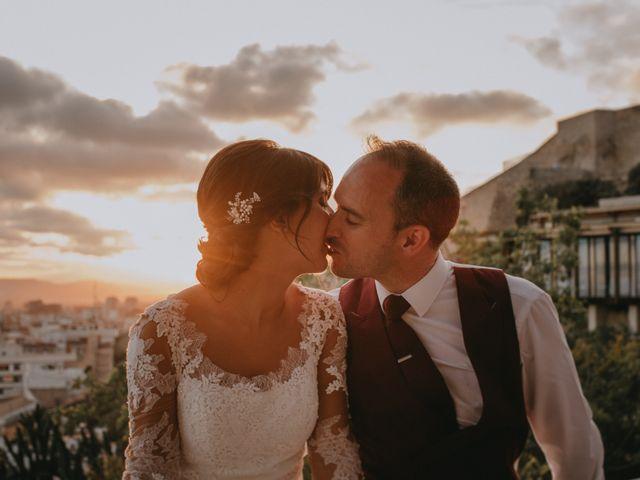 La boda de Mireia y Brian