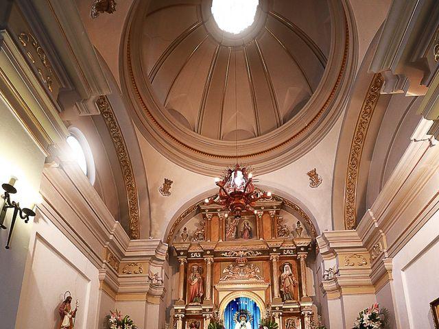 La boda de Felix y Estela en Santa Cruz De La Zarza, Toledo 5