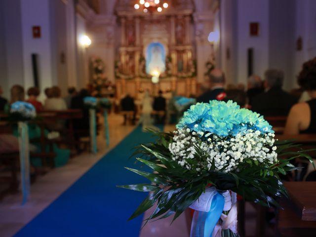 La boda de Felix y Estela en Santa Cruz De La Zarza, Toledo 8