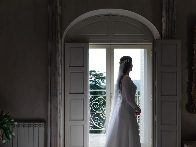 La boda de Javi y Diana en Hoyo De Manzanares, Madrid 11