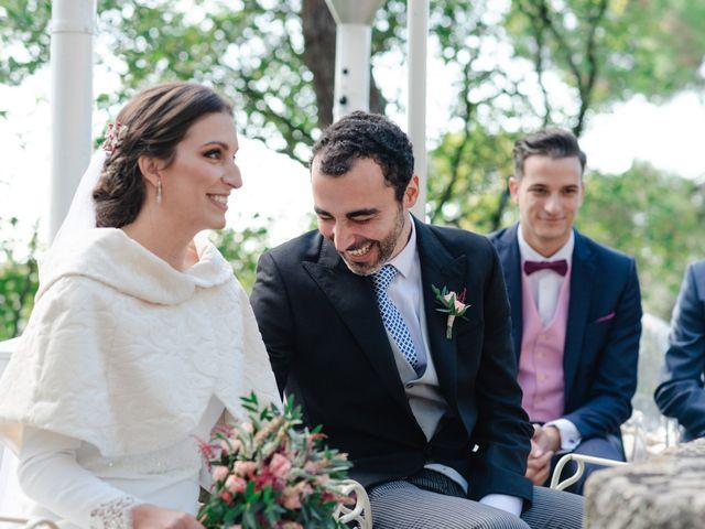 La boda de Javi y Diana en Hoyo De Manzanares, Madrid 14