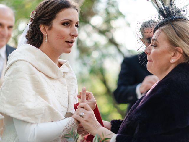 La boda de Javi y Diana en Hoyo De Manzanares, Madrid 15