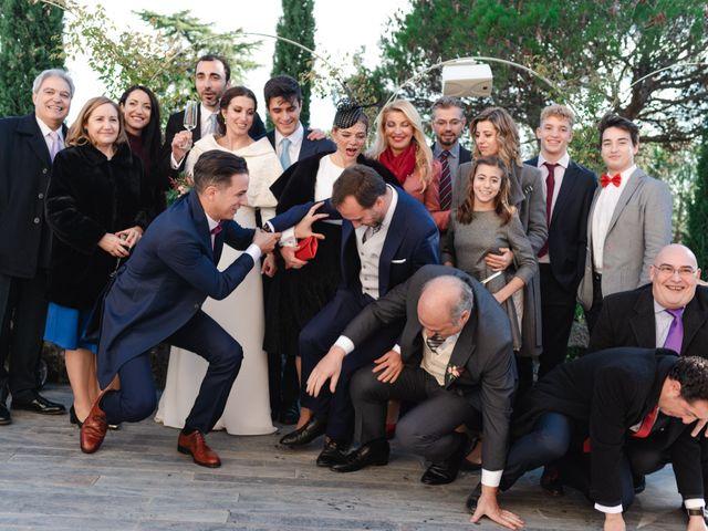 La boda de Javi y Diana en Hoyo De Manzanares, Madrid 19