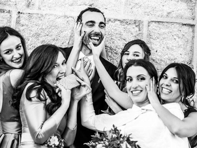 La boda de Javi y Diana en Hoyo De Manzanares, Madrid 21