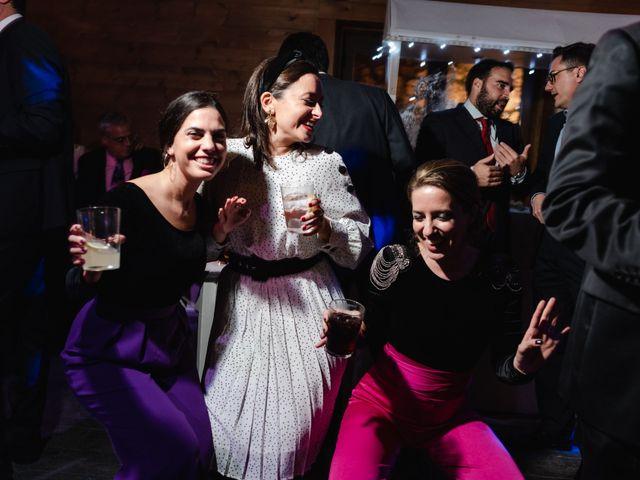 La boda de Javi y Diana en Hoyo De Manzanares, Madrid 35