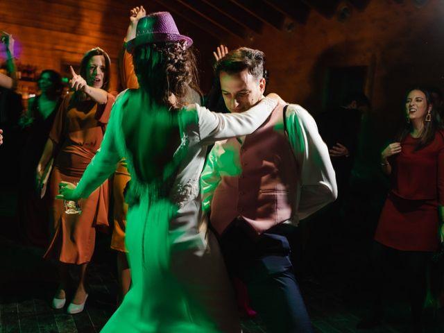 La boda de Javi y Diana en Hoyo De Manzanares, Madrid 41