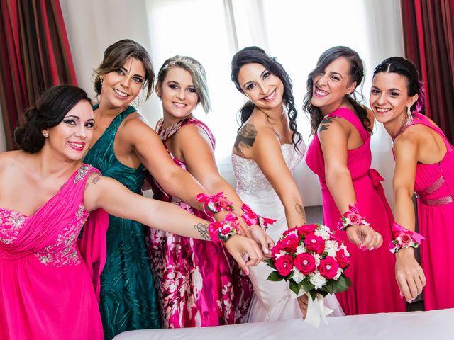La boda de Jero y Ana en Cubas De La Sagra, Madrid 8