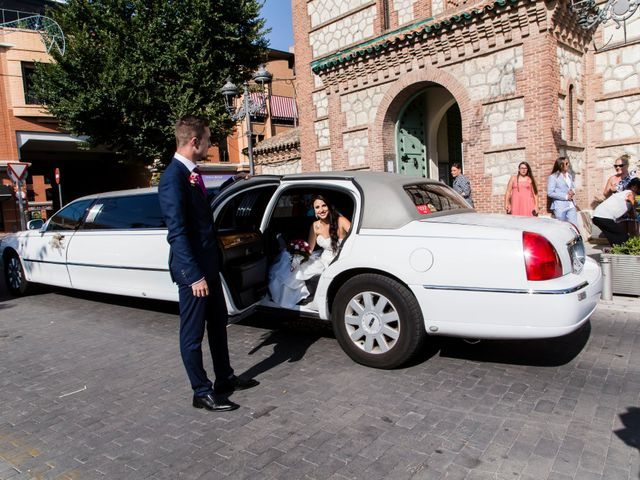 La boda de Jero y Ana en Cubas De La Sagra, Madrid 13