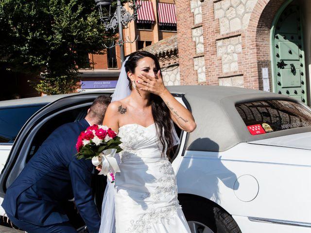 La boda de Jero y Ana en Cubas De La Sagra, Madrid 14