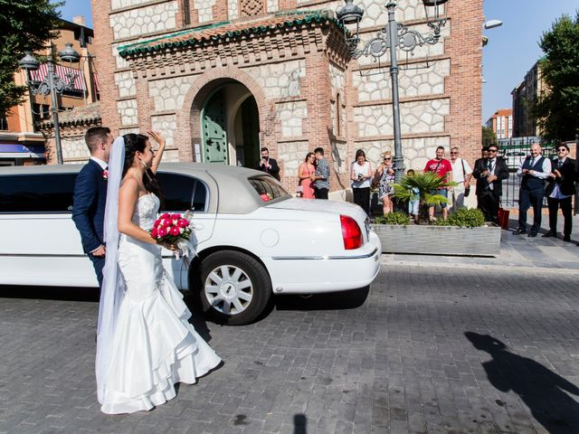 La boda de Jero y Ana en Cubas De La Sagra, Madrid 15