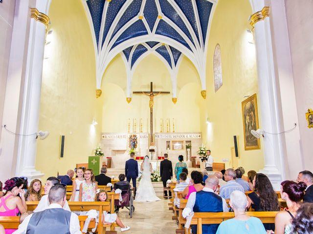 La boda de Jero y Ana en Cubas De La Sagra, Madrid 17