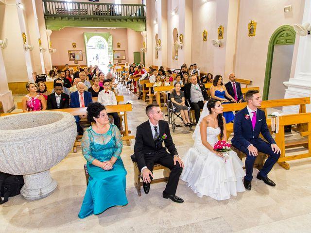 La boda de Jero y Ana en Cubas De La Sagra, Madrid 18