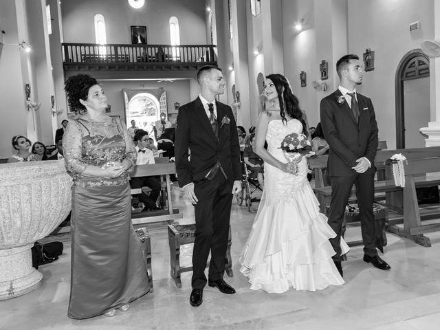 La boda de Jero y Ana en Cubas De La Sagra, Madrid 19