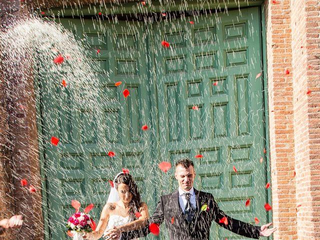 La boda de Jero y Ana en Cubas De La Sagra, Madrid 21