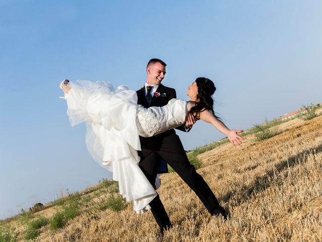 La boda de Jero y Ana en Cubas De La Sagra, Madrid 22