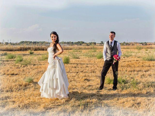 La boda de Jero y Ana en Cubas De La Sagra, Madrid 25