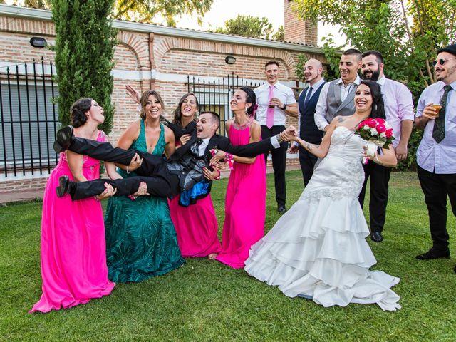 La boda de Jero y Ana en Cubas De La Sagra, Madrid 28
