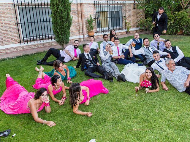 La boda de Jero y Ana en Cubas De La Sagra, Madrid 29