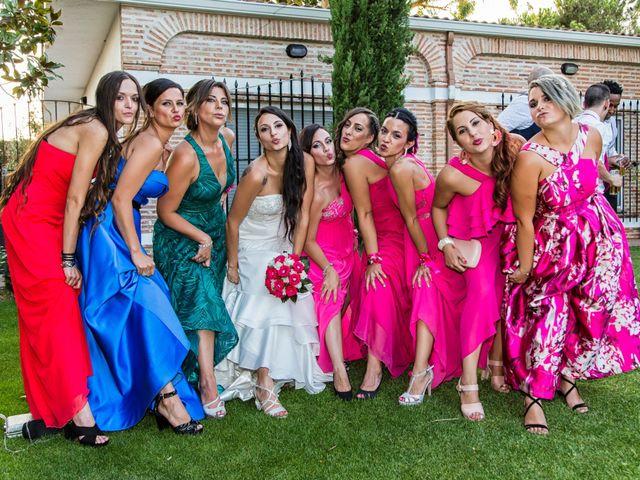 La boda de Jero y Ana en Cubas De La Sagra, Madrid 30