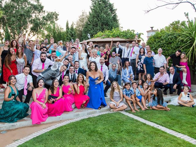 La boda de Jero y Ana en Cubas De La Sagra, Madrid 31