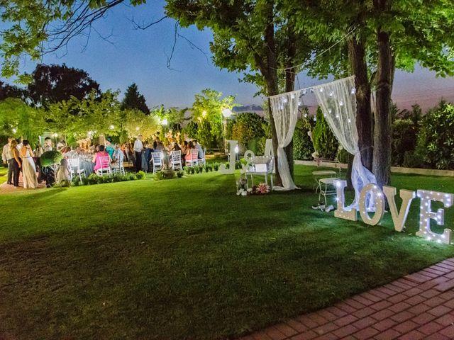 La boda de Jero y Ana en Cubas De La Sagra, Madrid 1