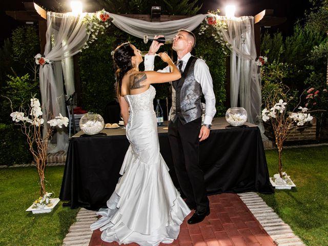 La boda de Jero y Ana en Cubas De La Sagra, Madrid 34