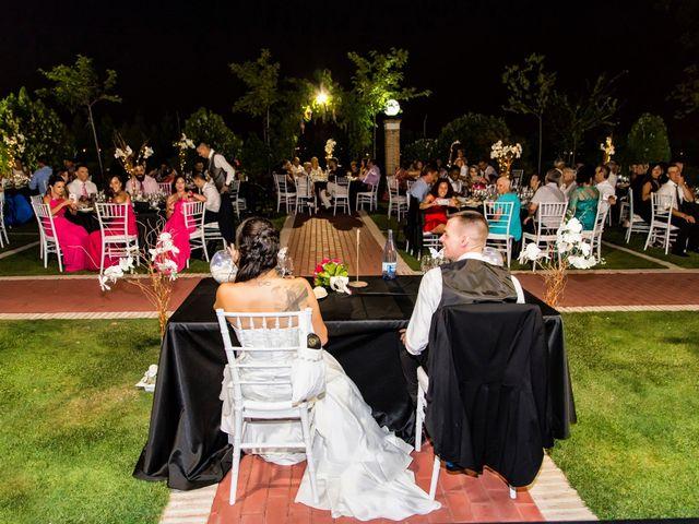 La boda de Jero y Ana en Cubas De La Sagra, Madrid 35