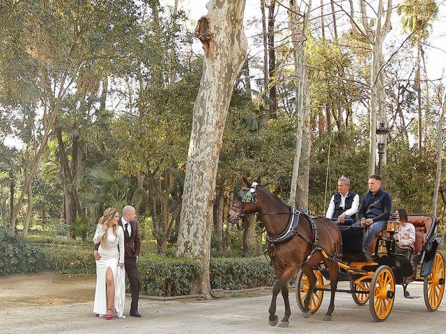 La boda de Miguel y Amanda en Barbate, Cádiz 21