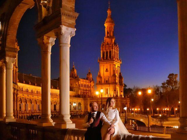 La boda de Miguel y Amanda en Barbate, Cádiz 23