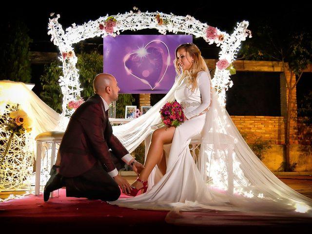 La boda de Miguel y Amanda en Barbate, Cádiz 2