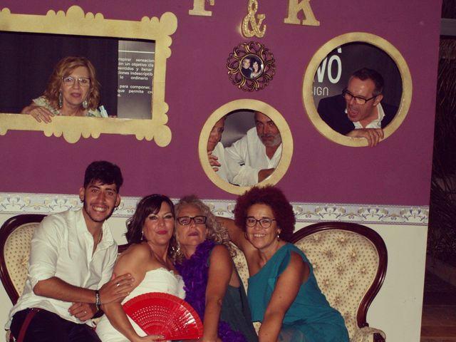 La boda de Fernando  y Mari Carmen  en Jerez De La Frontera, Cádiz 2