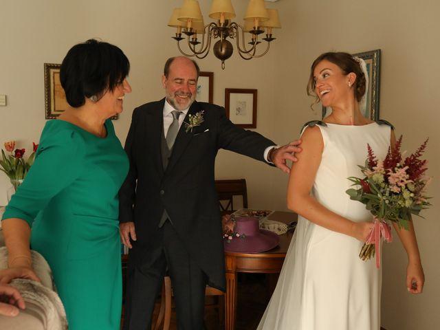 La boda de Carlos y Amaia en Ventas De Armentia, Burgos 20