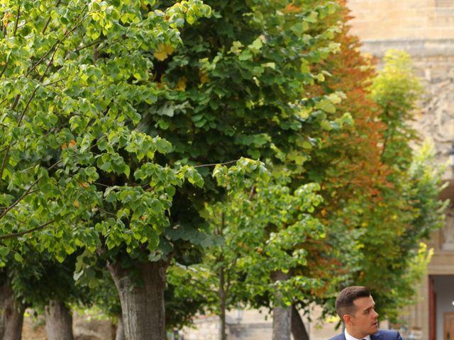 La boda de Carlos y Amaia en Ventas De Armentia, Burgos 22