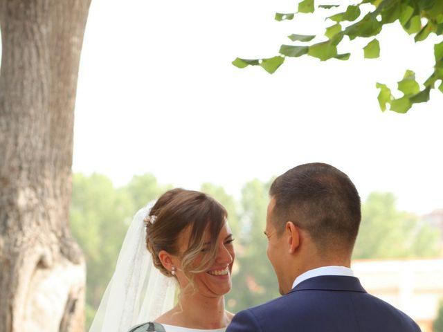 La boda de Carlos y Amaia en Ventas De Armentia, Burgos 26