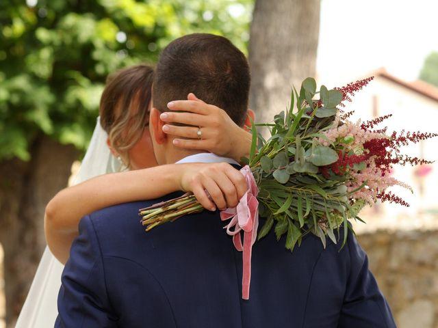 La boda de Carlos y Amaia en Ventas De Armentia, Burgos 27
