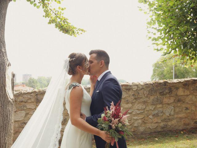 La boda de Carlos y Amaia en Ventas De Armentia, Burgos 28