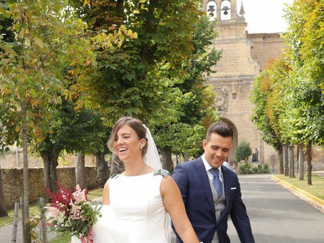 La boda de Carlos y Amaia en Ventas De Armentia, Burgos 29
