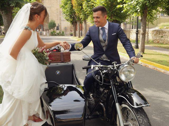 La boda de Carlos y Amaia en Ventas De Armentia, Burgos 30