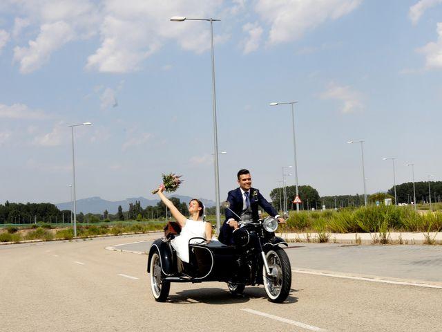 La boda de Carlos y Amaia en Ventas De Armentia, Burgos 33