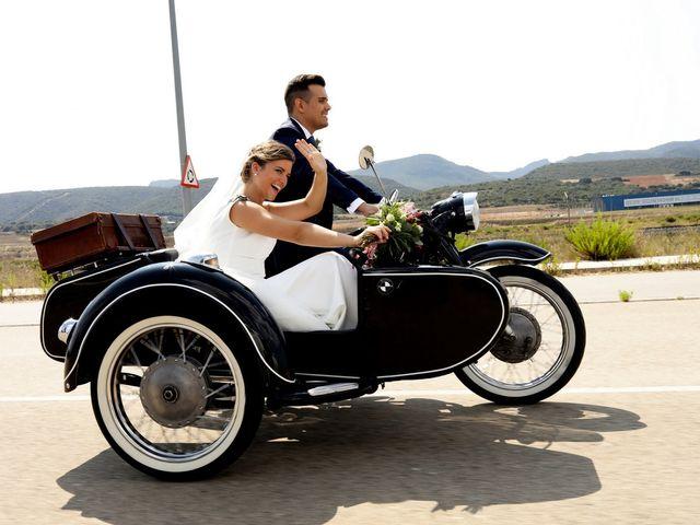 La boda de Carlos y Amaia en Ventas De Armentia, Burgos 34
