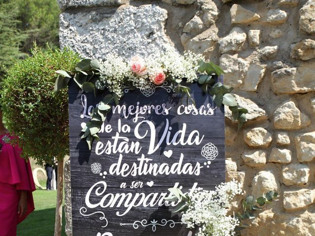 La boda de Carlos y Amaia en Ventas De Armentia, Burgos 36